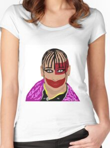 LEIGH BOWERY TABOO 2 Women's Fitted Scoop T-Shirt