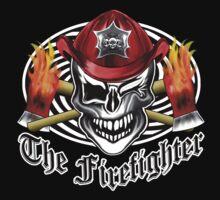 Firefighter Skull 6.4 by sdesiata