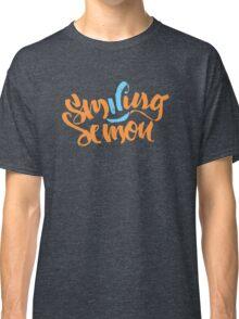 Intro Smiling Demon Classic T-Shirt