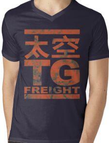 TG Freight Mens V-Neck T-Shirt