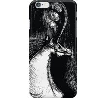 Circus horse iPhone Case/Skin
