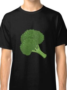 Glitch Food broccoli Classic T-Shirt