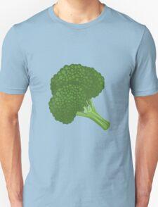 Glitch Food broccoli T-Shirt