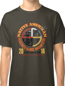 native american heritage month Classic T-Shirt