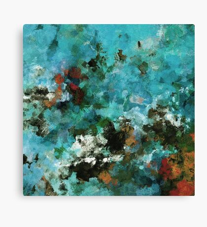 Unique Abstract Art / Painting Canvas Print