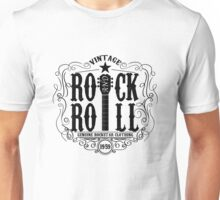 Rock and roll 1959 Unisex T-Shirt