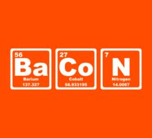 Bacon - Periodic Table Kids Clothes