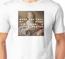 The Penitent Prayer of Mary Magdalene Unisex T-Shirt