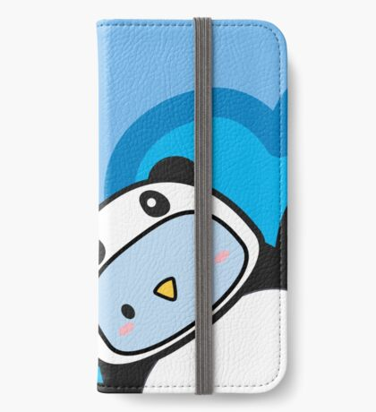 Piki Panda iPhone Wallet/Case/Skin