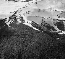 Whistler's Black Tusk & Harmony Ridge by Ryan Davison Crisp