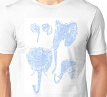 Elephant Group Unisex T-Shirt