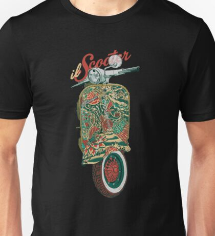 Il Scooter Unisex T-Shirt