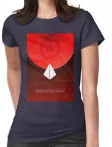 Beyond The Black Rainbow Womens Fitted T-Shirt