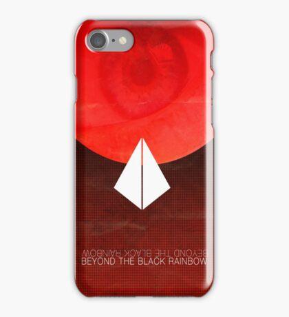 Beyond The Black Rainbow iPhone Case/Skin