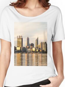 Perth Sunset Women's Relaxed Fit T-Shirt