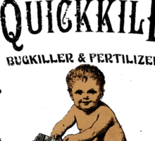 Quickkill Sticker