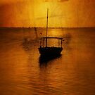 Dream Boat by Kasia-D