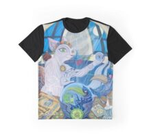 White Witch Graphic T-Shirt