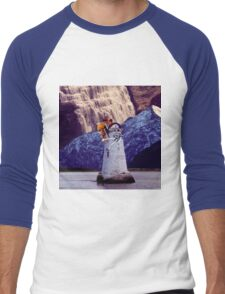 Savior Men's Baseball ¾ T-Shirt