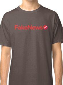 Fake News – Terrible Organization, Left Wing Blog Classic T-Shirt