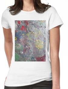 """""""Serenity Coin, Up Close"""" Womens Fitted T-Shirt"""