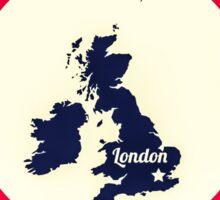 United Kingdom 1801 Sticker