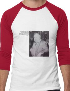 The Pintman Men's Baseball ¾ T-Shirt