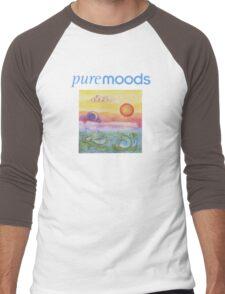 Pure Moods Men's Baseball ¾ T-Shirt