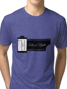Film Photography - Tales of light Tri-blend T-Shirt