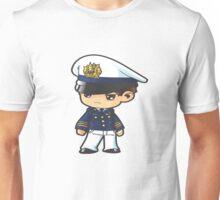 Cadet Police Anime Cartoon  Unisex T-Shirt