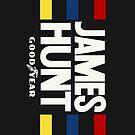 James Hunt Helmet - Ver2 by EdwardDunning