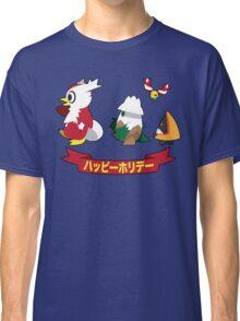 Happy Pokémon Holidays! Classic T-Shirt
