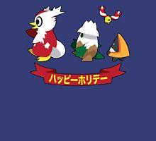 Happy Pokémon Holidays! Unisex T-Shirt