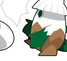 Happy Pokémon Holidays! Sticker