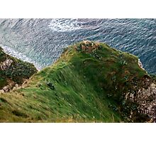 Grassy Hill - Travel Photography Photographic Print
