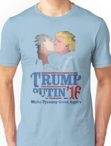 Trump And Putin Unisex T-Shirt