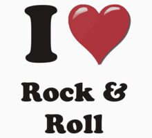 I Love Rock & Roll (2) by ColaBoy