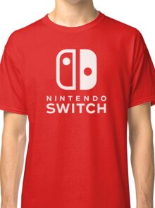 Nintendo Switch Logo Classic T-Shirt