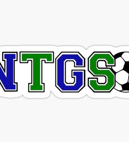 New Trier Girls Soccer Sticker