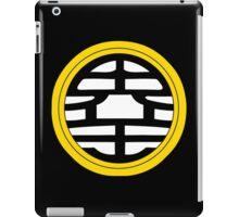 King kai iPad Case/Skin