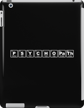 Psychopath - Periodic Table by graphix