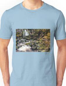 Hen Hole Lower Falls Unisex T-Shirt