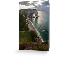 Pointed Needle  - Travel Photography Greeting Card
