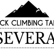 Rock Climbing Takes Perseverance by SportsT-Shirts