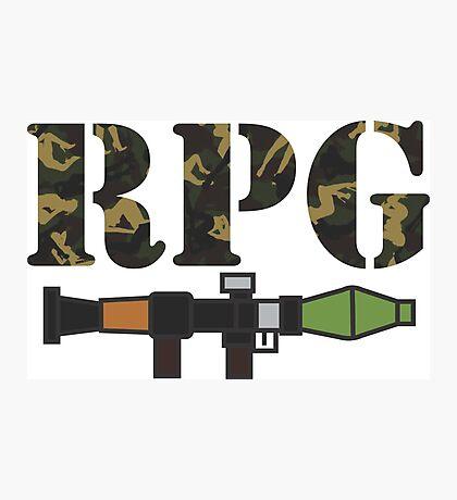 rpg Photographic Print