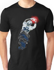Defensive Hero Quin Unisex T-Shirt