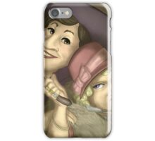 Kate Leigh and Tilly Devine - Rejected Princesses iPhone Case/Skin