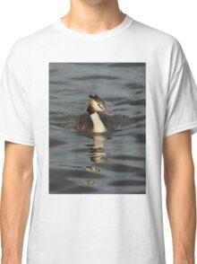 Great Crested Grebe Classic T-Shirt