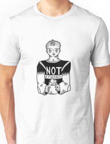not a fuckboy Unisex T-Shirt