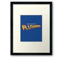 The Unlucky Flux-men Framed Print